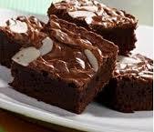 kue kering brownies